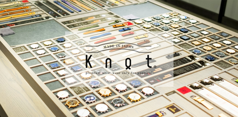 knot トップ