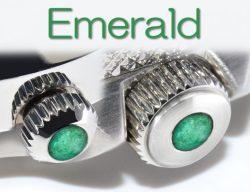 エメラルド天然石