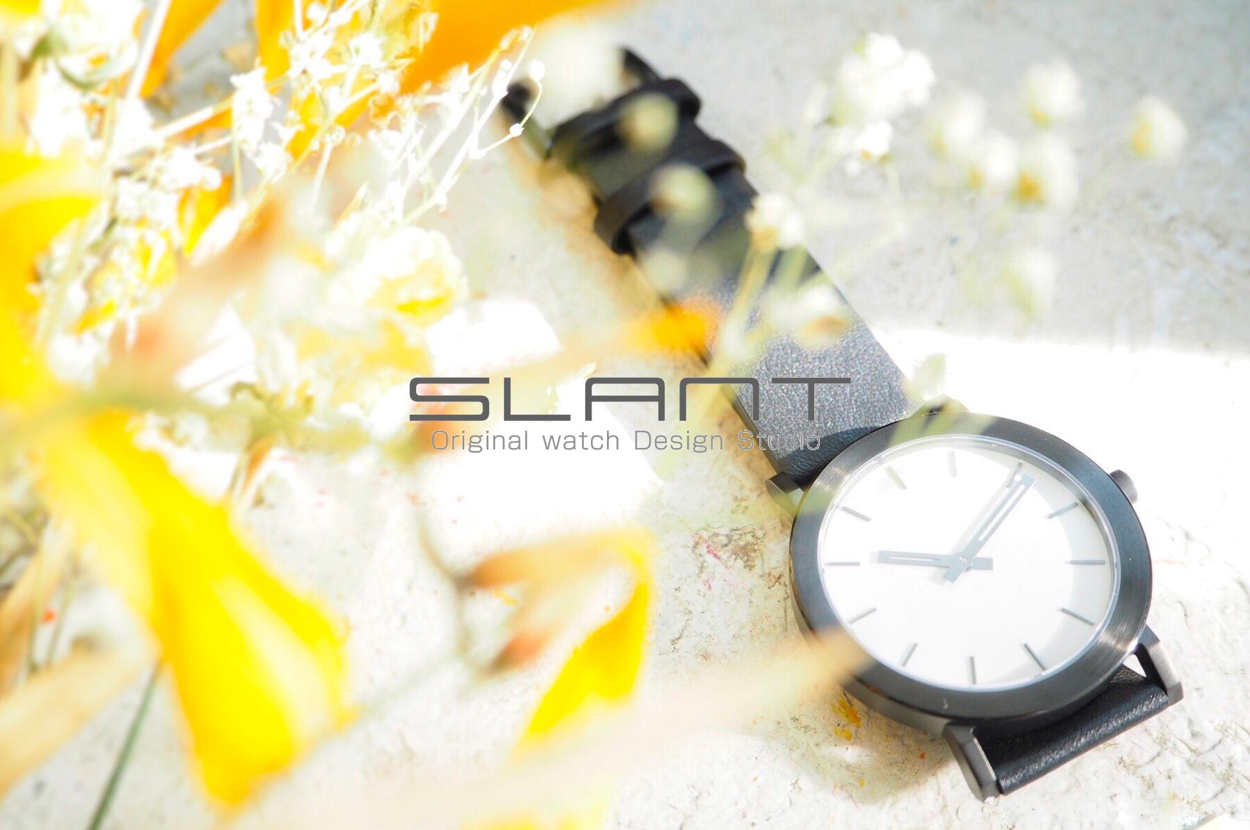 スラント カスタム腕時計の値段や口コミ評判を紹介