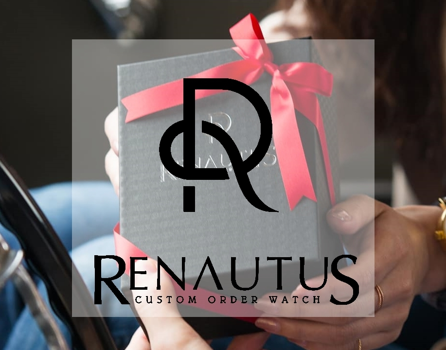 ルノータス(RENAUTUS)の腕時計はプレゼントに最適!