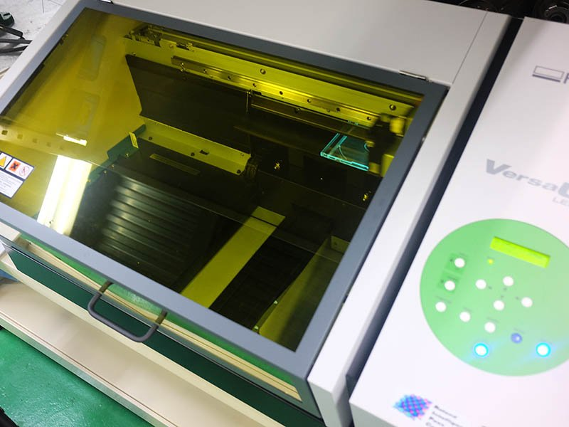 ルノータス クオーツモデル 刻印プリント機