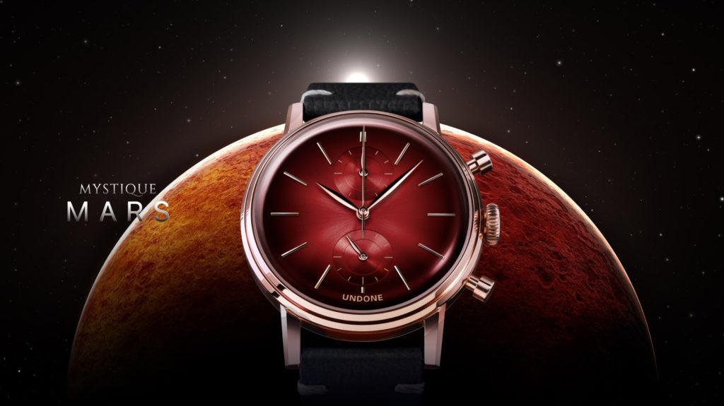 ミスティーク 火星