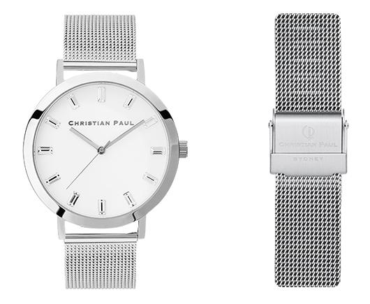 クリスチャンポール メンズ腕時計 ラグゼ