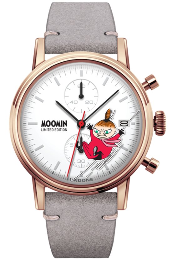 UNDONE X Moomin 'Little My' Limited Edition