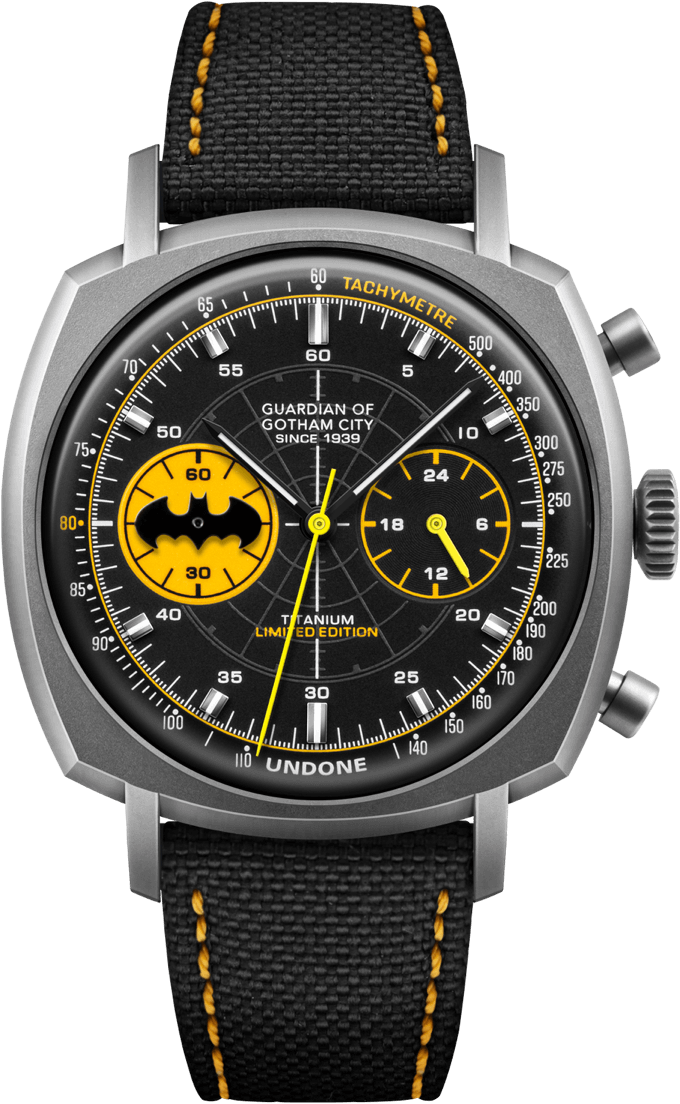 UNDONE バットマンwatch-crusader