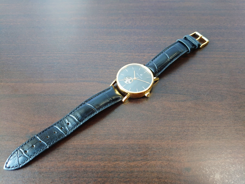 ルノータス スタンダードオートマチック(機械式)38mmモデル 時計 全体