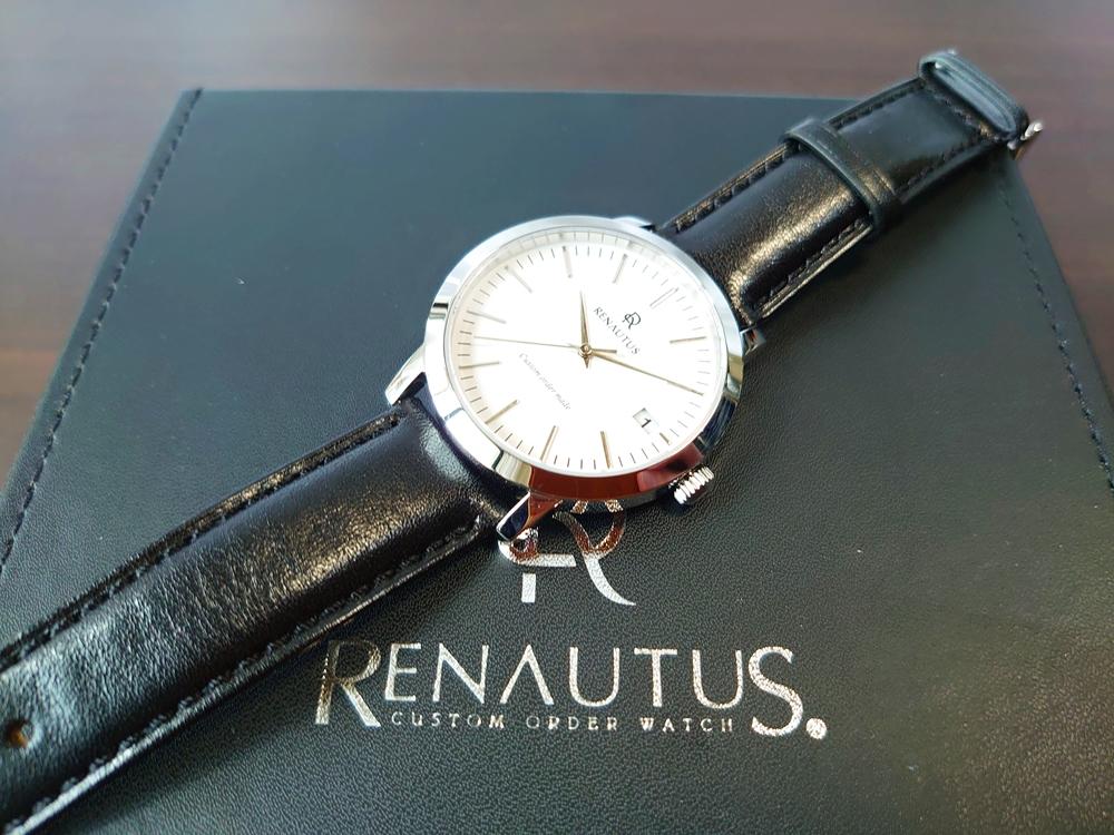 RENAUTUS ルノータス(クラシッククォーツ40mm)腕時計1
