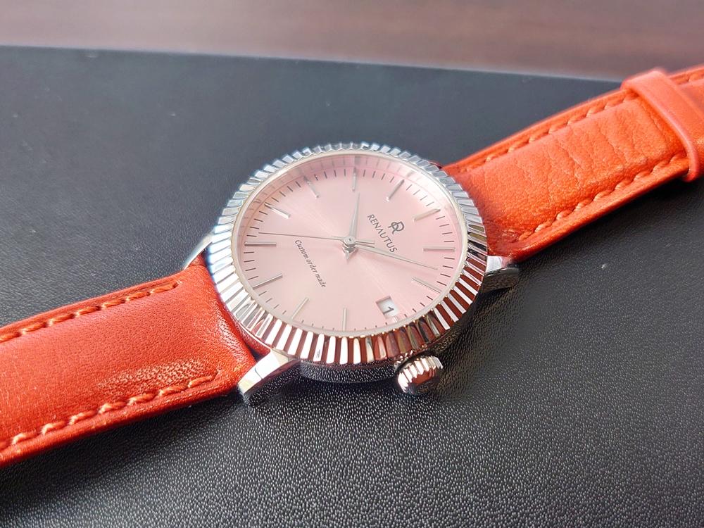 RENAUTUS ルノータス(クラシッククォーツ34mm)腕時計3