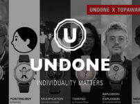 UNDONE アンダーン topawards_asia