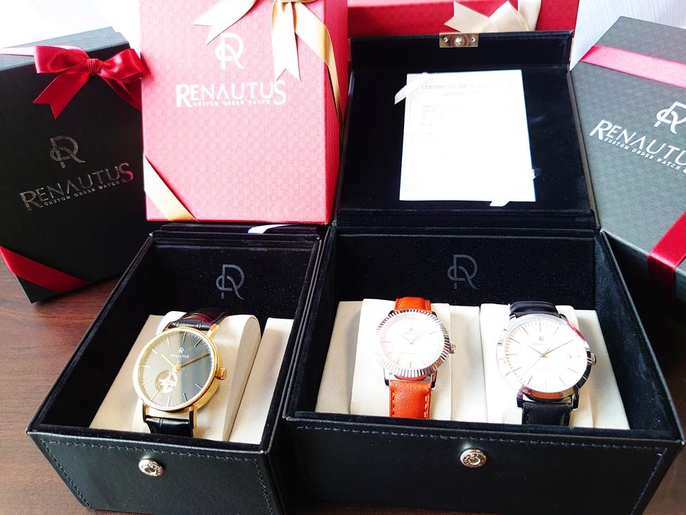 ルノータス 腕時計 シングル ペアウォッチ