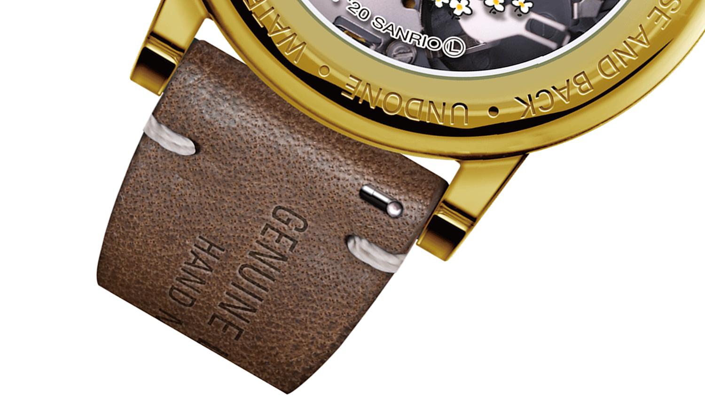 UNDONE サンリオ 腕時計 オリジナルマイメロディoriginal_mymelody_ストラップ レバーピン