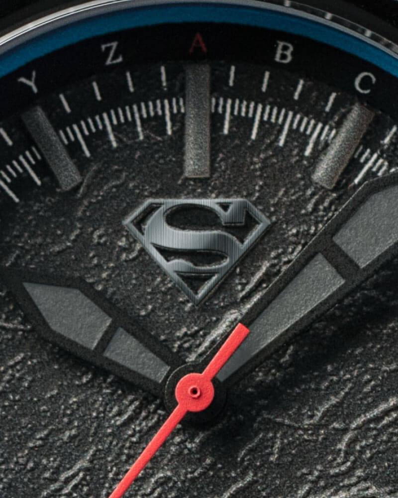 UNDONE アンダーン SUPERMAN スーパーマン METALLIC SUPERMAN APPLIQUE